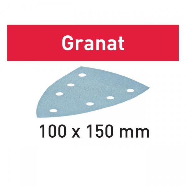 Festool Schleifblatt STF DELTA/7 Granat