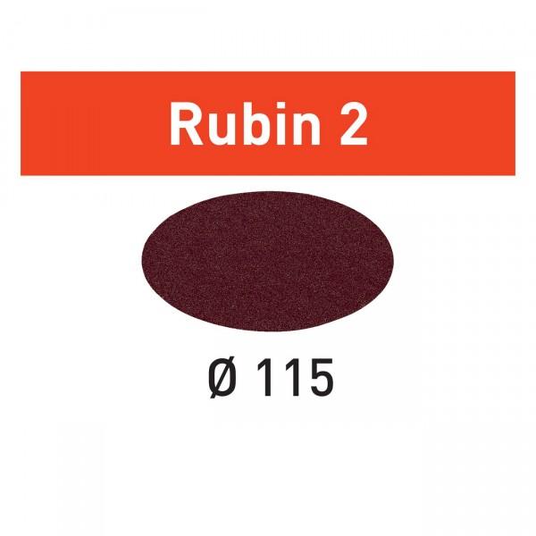 Festool Schleifscheibe STF D115 Rubin 2