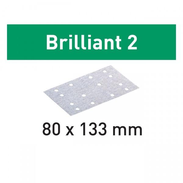Festool Schleifstreifen STF 80x133 Brilliant 2