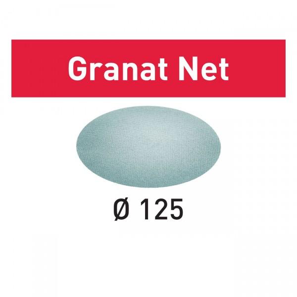 Festool Netzschleifmittel STF D125 GR NET/50 Granat Net