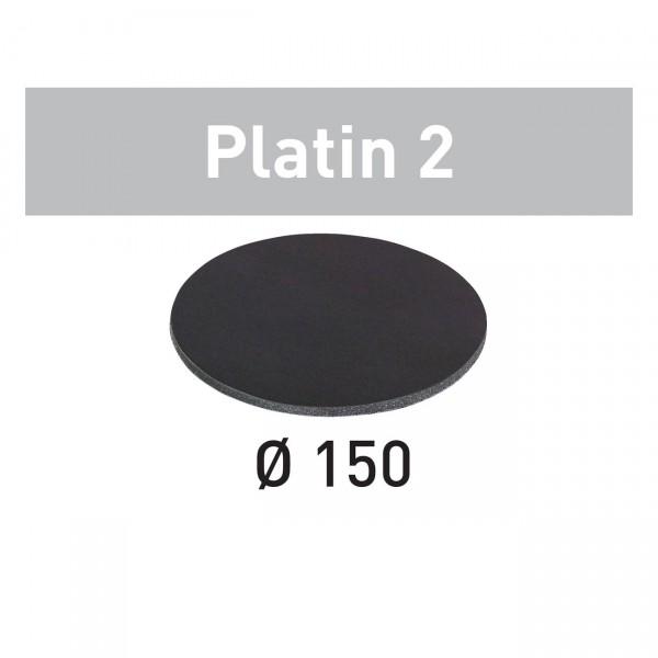 Festool Schleifscheibe STF D150/0 Platin 2