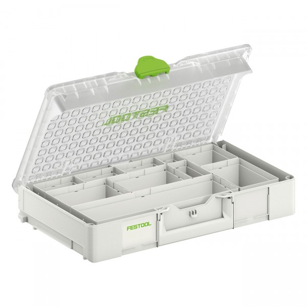 Festool Systainer³ Organizer SYS3 ORG L 89 10xESB