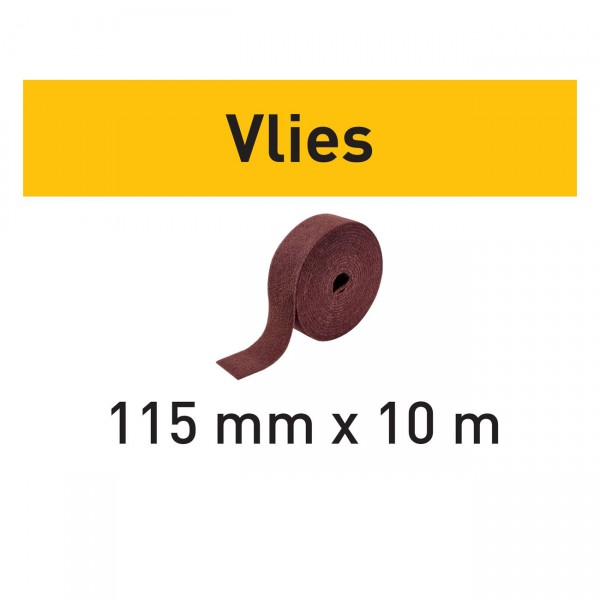 Festool Schleifrolle 115x10m MD 100 VL Vlies
