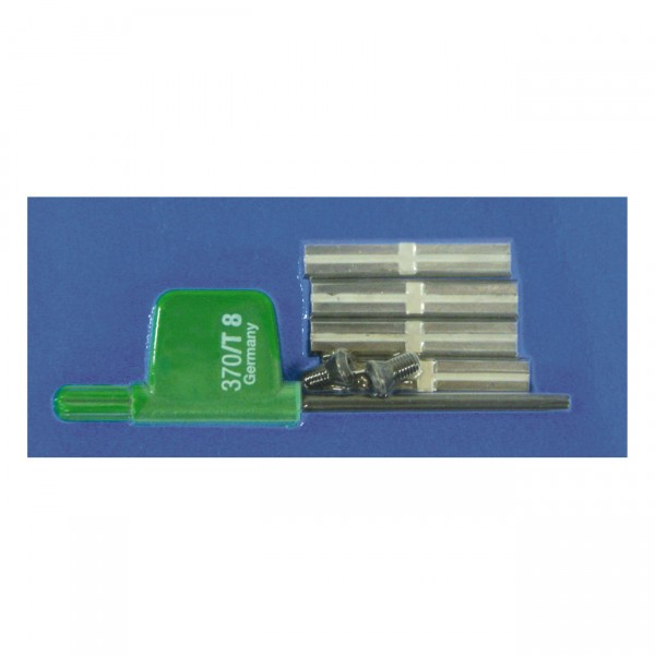 Festool Wendeplatten-Set HW-WP 30x5,5x1,1 (4x)