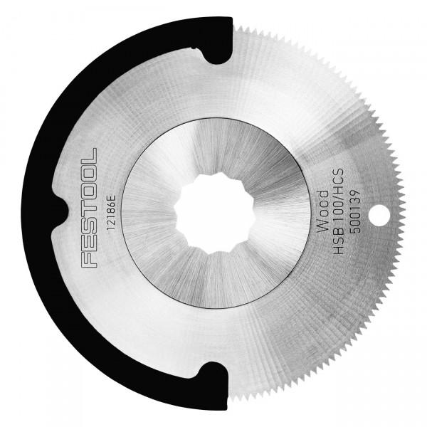 Festool Holz-Sägeblatt HSB 100/HCS