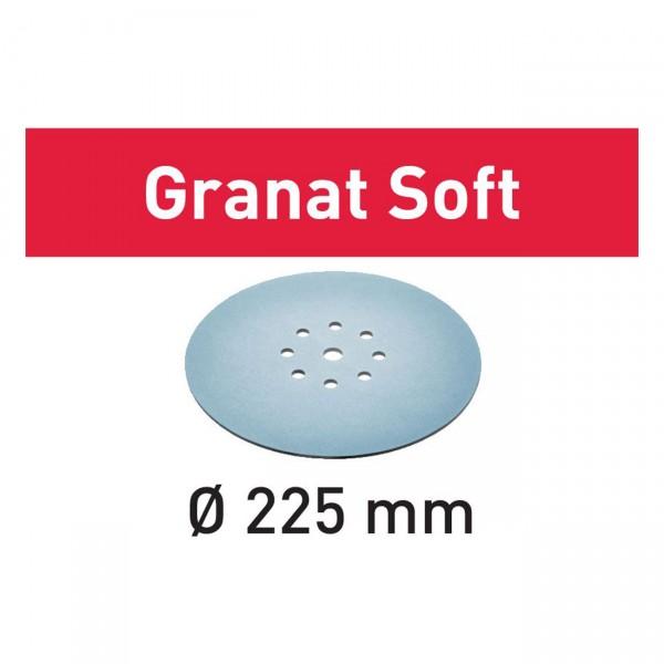 Festool Schleifscheibe STF D225 Granat Soft