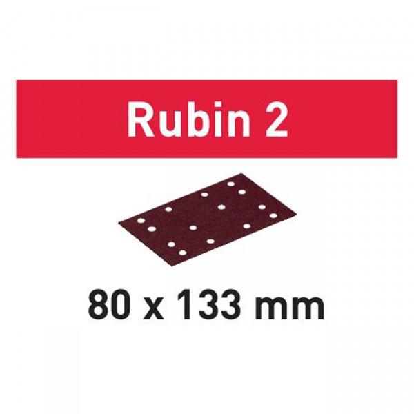 Festool Schleifstreifen STF 80X133 Rubin 2