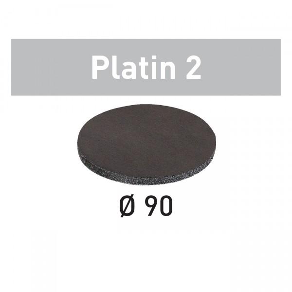Festool Schleifscheibe STF D 90/0 Platin 2