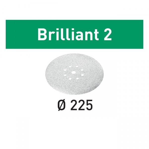 Festool Schleifscheiben STF D225/8 Brilliant 2