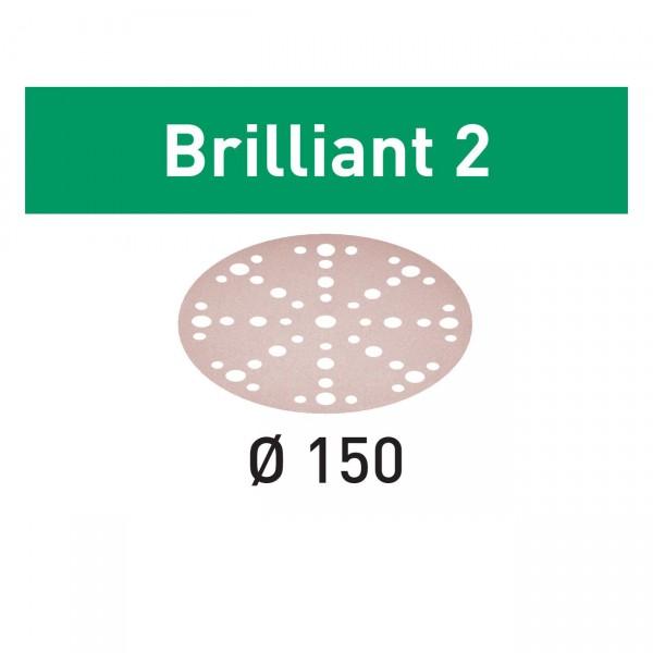 Festool Schleifscheiben STF D150/48 Brilliant 2