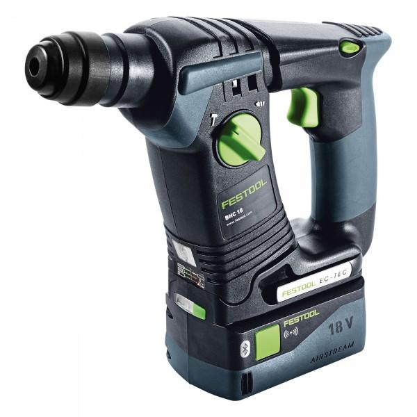 Festool Akku-Bohrhammer BHC 18 Li HPC 4,0 I-Plus