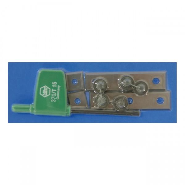 Festool Wendeplatte Wepla Set D 24 2+2