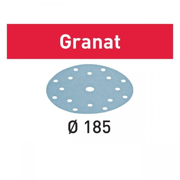 Festool Schleifscheibe STF D185/16 Granat