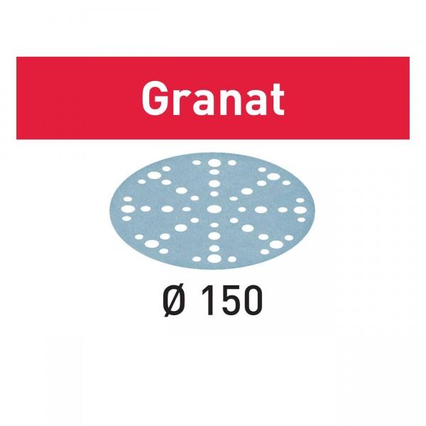 Festool Schleifscheibe STF D150/48 Granat