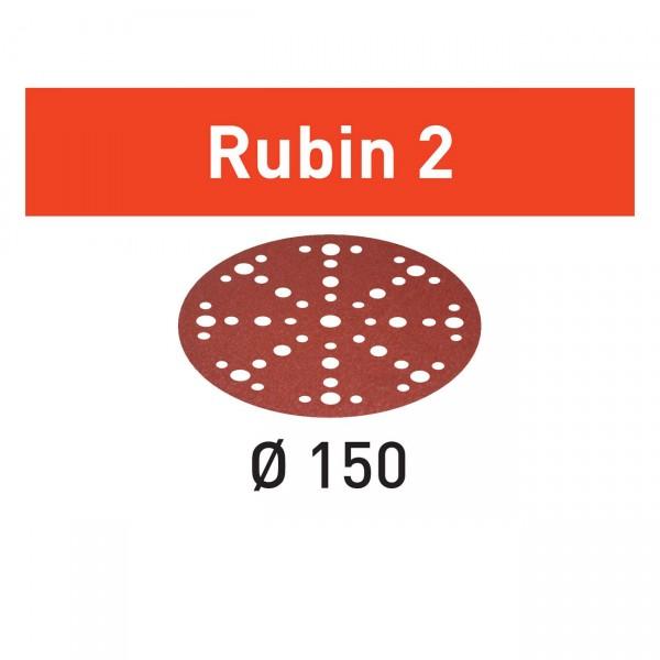 Festool Schleifscheibe STF D150/48 Rubin 2