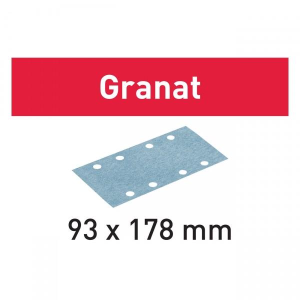 Festool Schleifstreifen STF 93X178 Granat