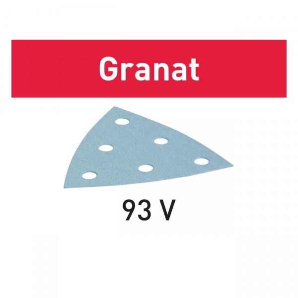 Festool Schleifblatt STF V93/6 Granat