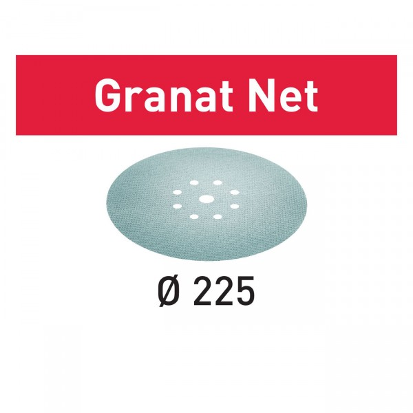 Festool Netzschleifmittel STF D225 GR NET/25 Granat Net