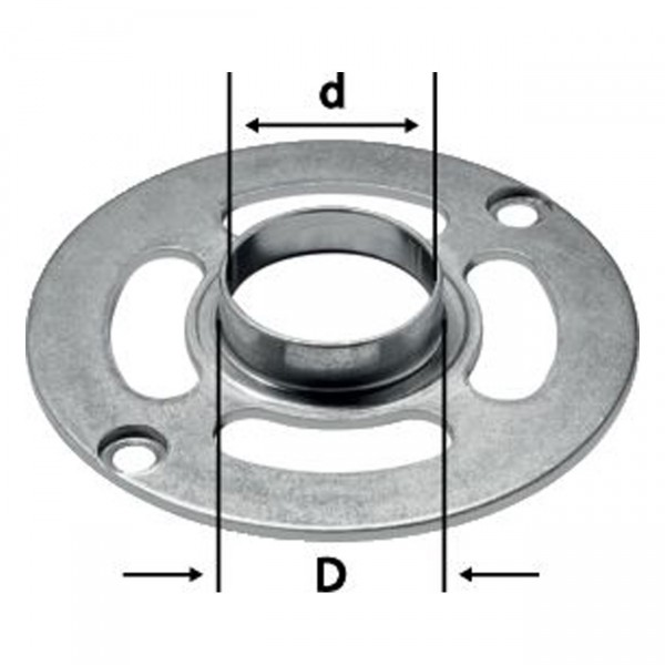 Festool Kopierring KR-D 27/OF 900
