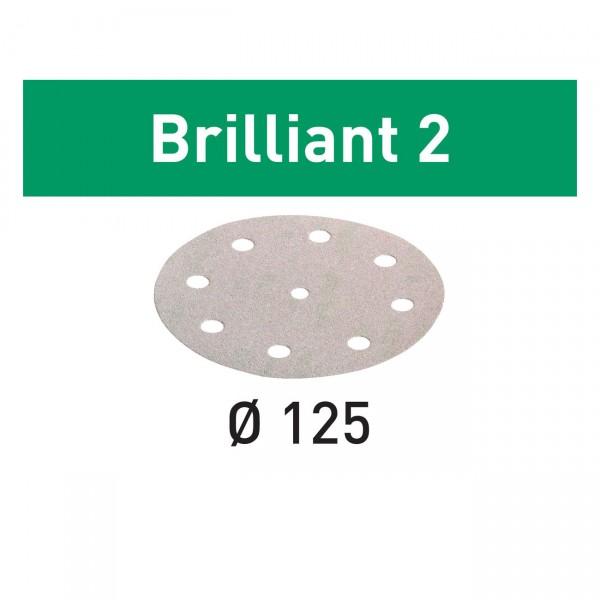 Festool Schleifscheiben STF D125/8 Brilliant 2