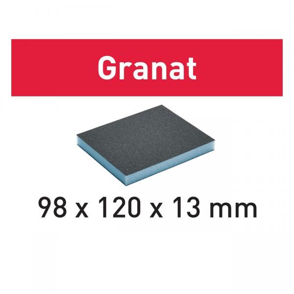 Festool Schleifschwamm 98x120x13 Granat