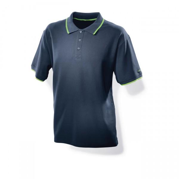 Festool Poloshirt dunkelblau Herren Festool S