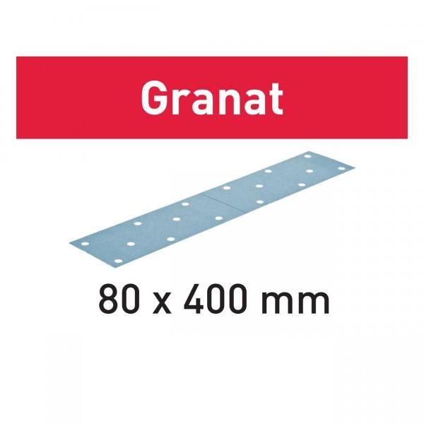 Festool Schleifstreifen STF 80x400 Granat