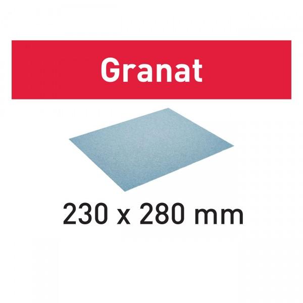Festool Schleifpapier 230x280 Granat