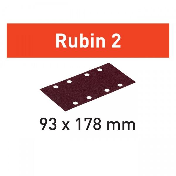 Festool Schleifstreifen STF 93X178/8 Rubin 2