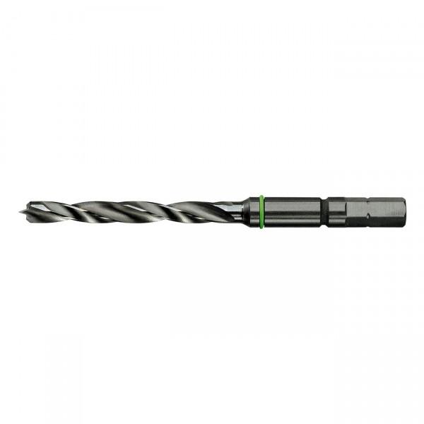 Festool Holzspiralbohrer D 3 CE/W