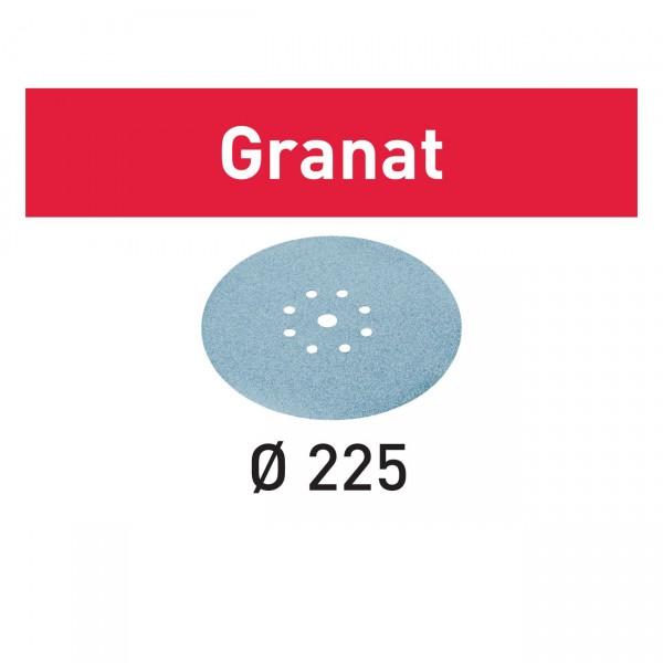 Festool Schleifscheibe STF D225/8 Granat