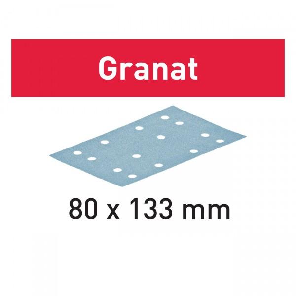 Festool Schleifstreifen STF 80x133 Granat